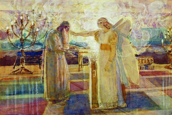 Zechariah by Alexandr Ivanov